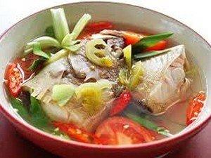 sup Ikan kerapu