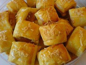 Resep Kue Nastar Keju Renyah dan Special - Resep Masakan Nusantara
