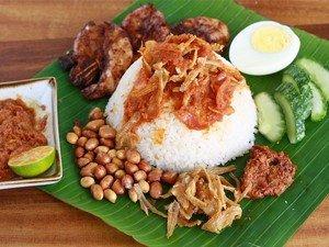 Resep Nasi Lemak Khas Melayu