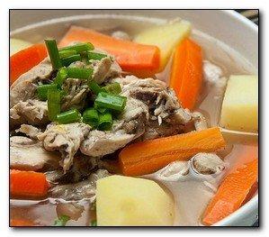 Resep Sop Ayam Paling Lezat