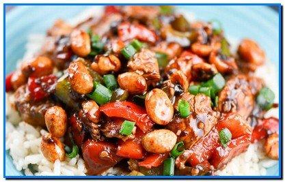 Resep Masakan Kung Pao Chicken