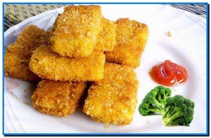 Resep Masakan Nugget  Ayam Wortel