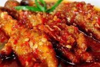 Resep Masakan Ceker Mercon Pedas dan Gurih