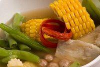 Resep dan Cara Masak Sayur Asem Bening Enak