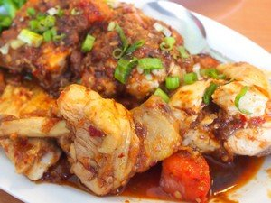 Ayam Rica Rica Pedas Mantap