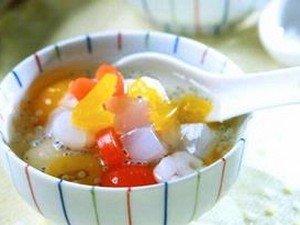 Cara Membuat dan Resep Es Jelly Fuit Punch