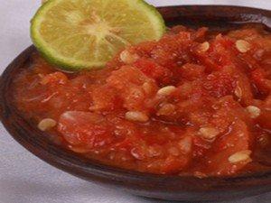 Cara Membuat Dan Resep Sambal Tomat