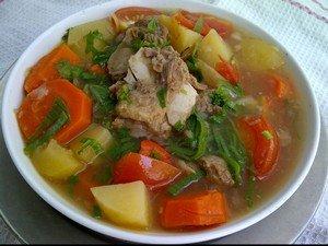 Cara Membuat Resep Sop Daging Sapi