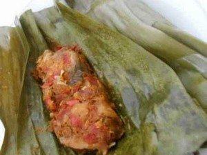 Resep Pepes Ikan Tongkol Enak