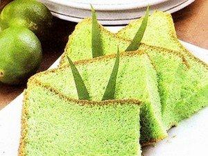 Resep Kue Bolu Pandan