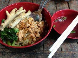 Resep Mie Ayam Ceker Mantap