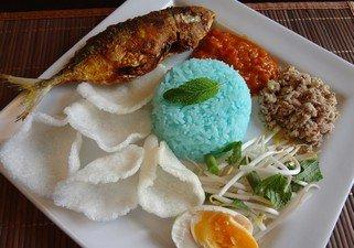 Resepi Nasi Kerabu Khas Melayu