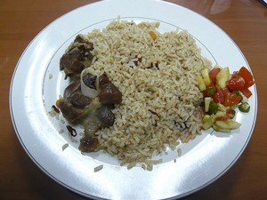 Resep Nasi Kebuli Asli Arab