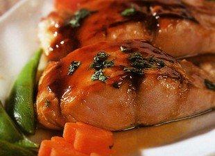 Resep Ikan Salmon Panggang