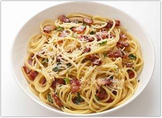 Resep Pasta Carbonara