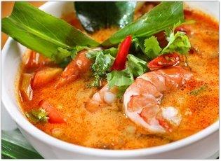 Resep Tomyam Asli Thailand