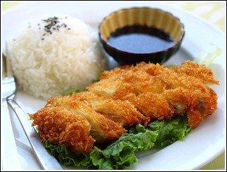Resep Chicken Katsu Hoka Hoka Bento