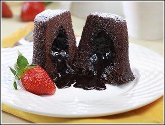 Resep Lava Cake Istimewa