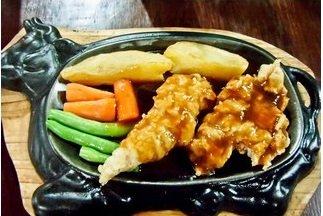 Resep Steak Ayam Dengan Mayones