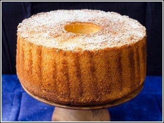Resep Chiffon Cake Lembut