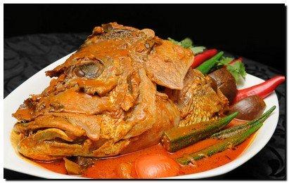 Resep Masakan Gulai Kepala Ikan Kakap Super Maknyus