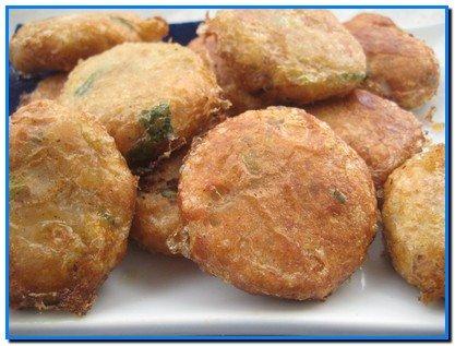 Resep Masakan Perkedel Kentang Ayam Saus Pedas Manis