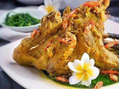 Resep Masakan Ayam Betutu Khas Bali yang Lezat