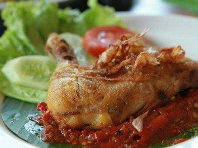 Resep Masakan Ayam Goreng Tulang Lunak