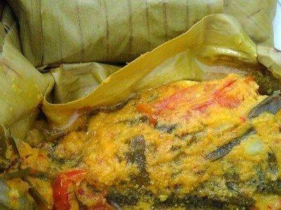 Resep Masakan Botok Ikan Patin Super Pedas