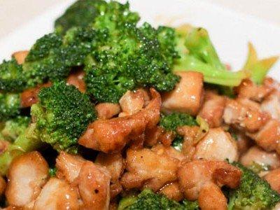 Resep Membuat Ayam Panggang Tumis Brokoli