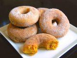Resep Donat kentang Ala Dunkin Doonat
