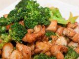 Resep-Membuat-Ayam-Panggang-Tumis-Brokoli